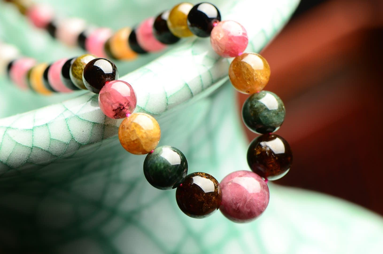 Ceramic Beaded Necklaces