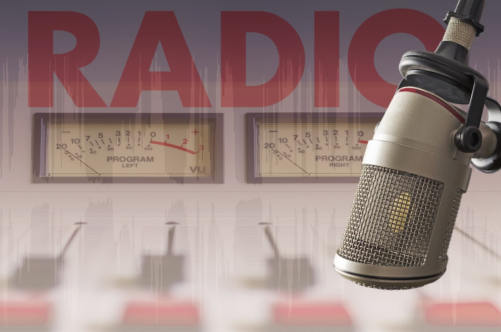 DAB+ Radio Station & Production Studio