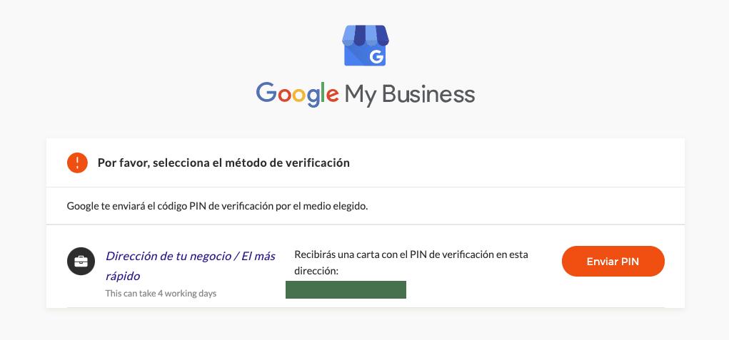 GMB Verification